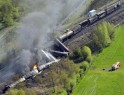 BELGIUM-TRANSPORT-ACCIDENT-CHEMICALS