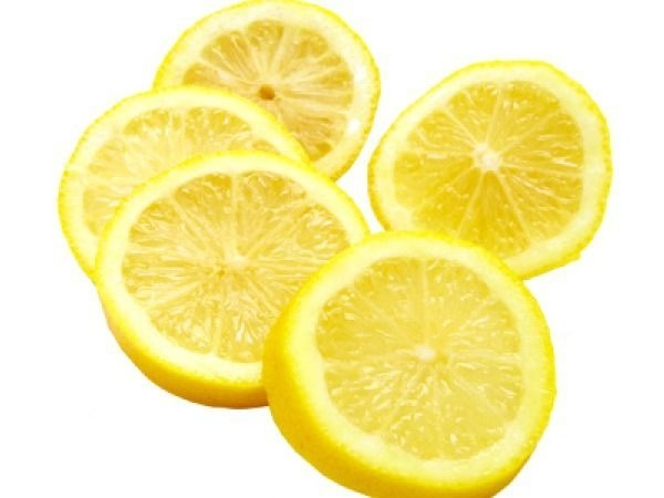 Home Remedies for Skin Care: 20 Herbs for Oily Skin : Lemon