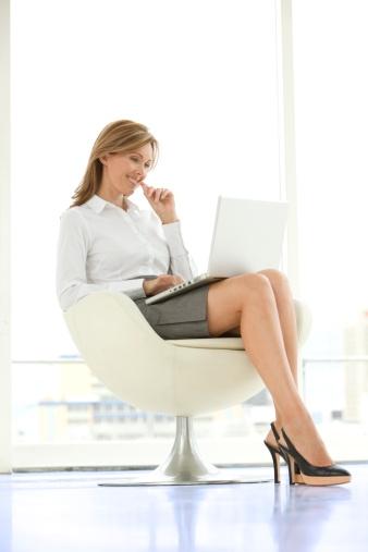 Wellness Tip for Office Employees # 4: Avoid the 'tuck'