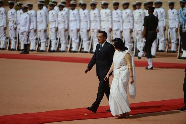 Chinese Premier Li Keqiang