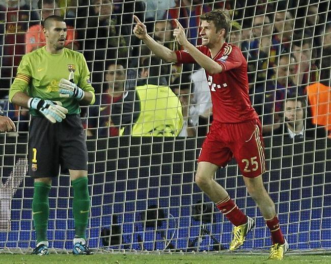Bayern Munich Crush Barcelona