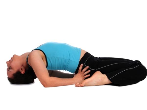 Back Pain: 20 Yoga Poses for Backache Ushtrasana