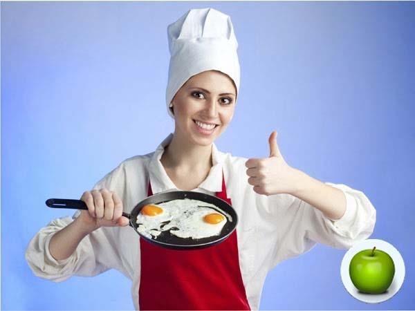 App for Good Health # 3: Nutrition fact app