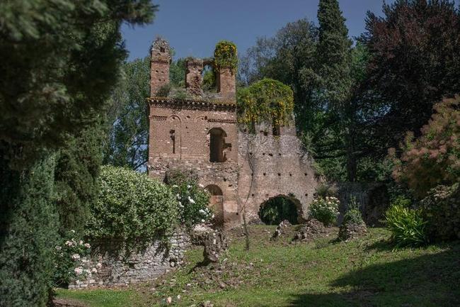 World's Most Romantic Garden