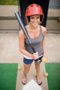 Summer Slimming Workout # 8: Softball or Baseball