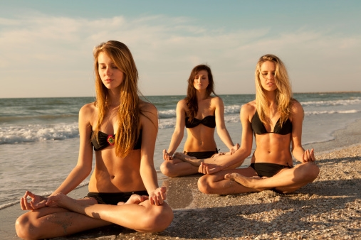 Best Way to Detox Your Body # 13: Perform yoga