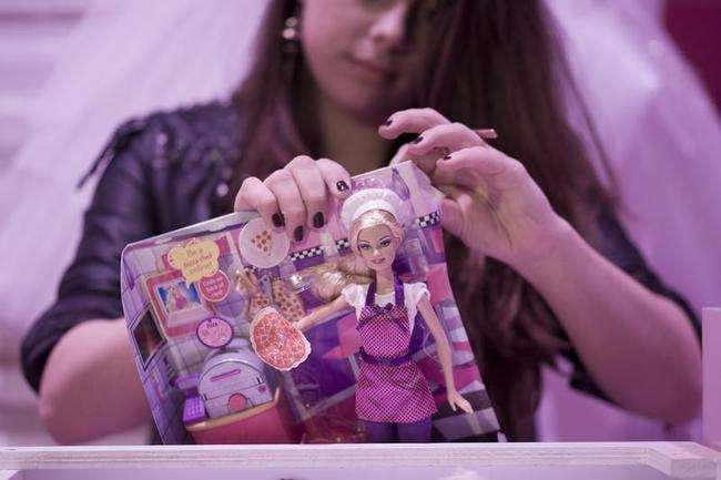 Barbie Dreamhouse in Berlin