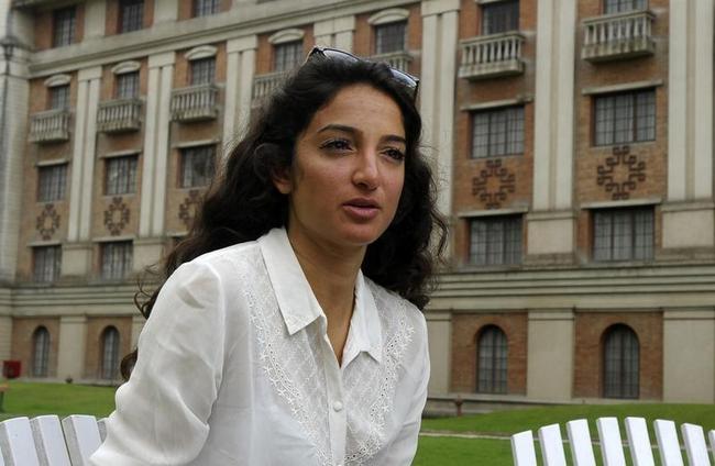 Raha Moharrak