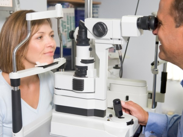 Tip for Good Vision # 2: Get a regular check-up