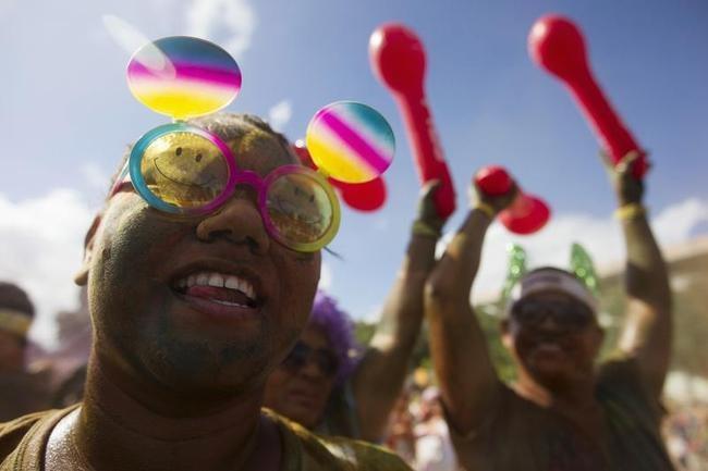 Color Run in Manaus