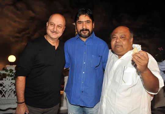 Anupam Kher, Yashpal Sharma, Saurabh Shukla