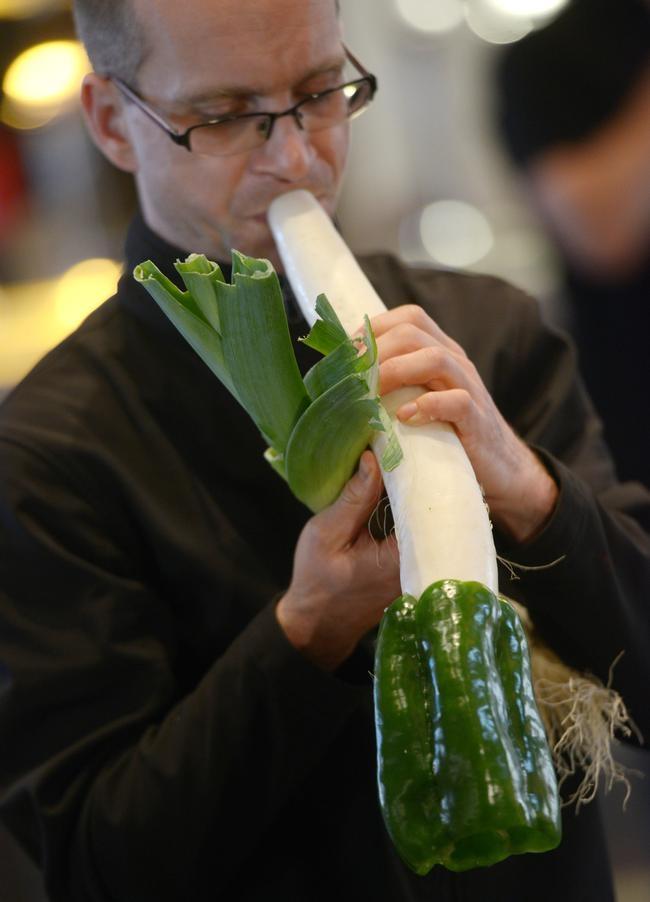 Bizarre Vegetable Orchestra