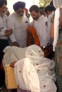 Sarabjit Singh's Cremation: PICS