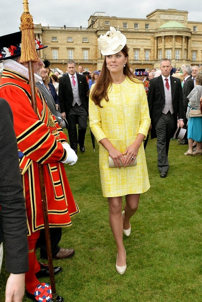 Kate Middleton's Summery Look
