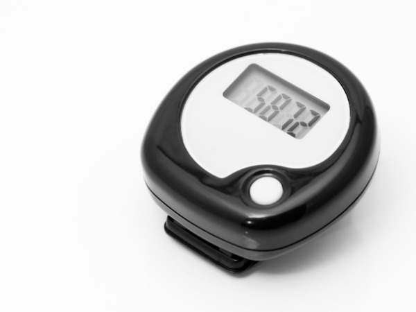 Fitness Gadgets: 20 Reasons to Buy a Pedometer : Easy to use