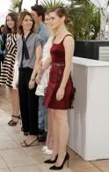 Emma Watson, Claire Julien, Sofia Coppola, Israel Broussard, Taissa Fariga, Katie Chang
