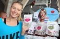 Maria Sharapova Promotes Sugarpova