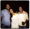 Rohit Shetty, Deepika, SRK