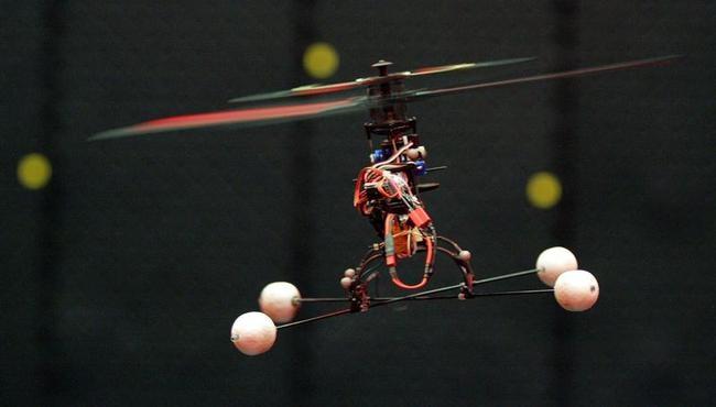 Military Micro Air Drones