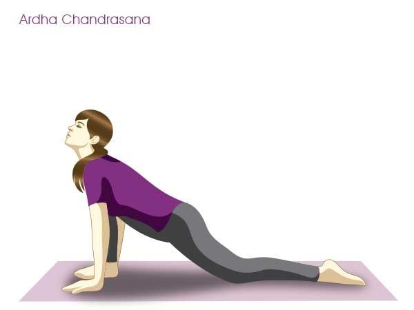 Back Pain: 20 Yoga Poses for Backache: Bitilasana (Cow pose)