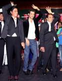 Shah Rukh khan, Hrithik Roshan, Dharmendra