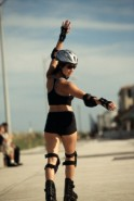 Summer Slimming Workout: Rollerblading
