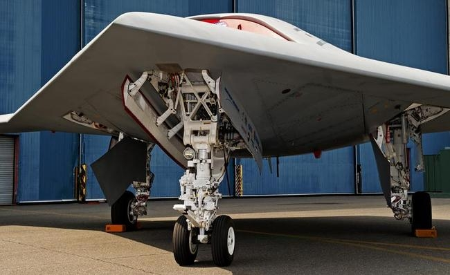 X-47B used a steam catapult to launch