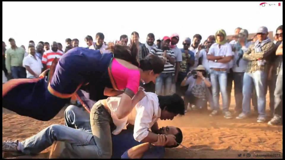 Deepika, SRK, Rohit Shetty