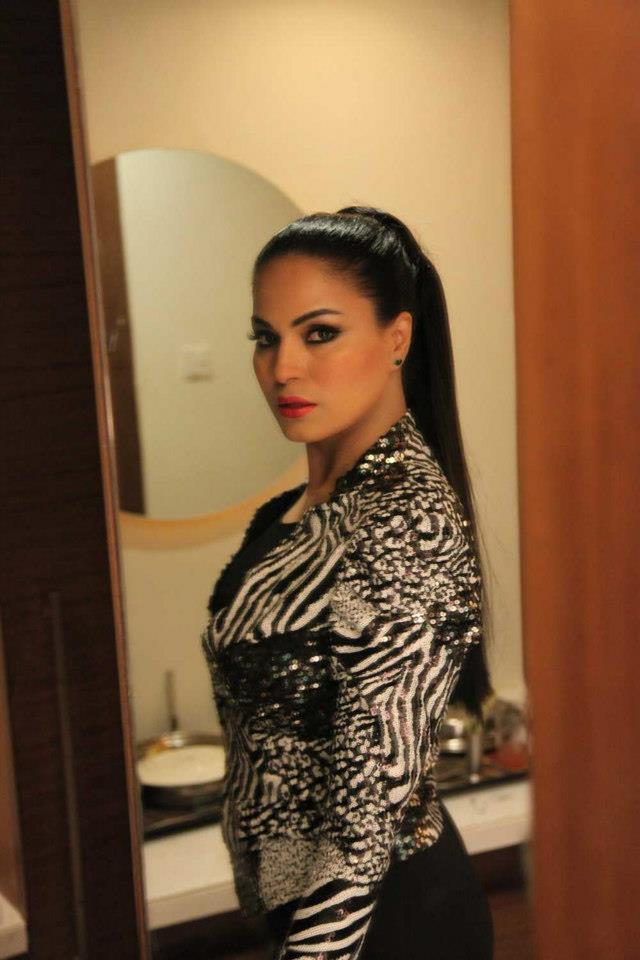 Veena Malik  Courtesy: Veena Malik
