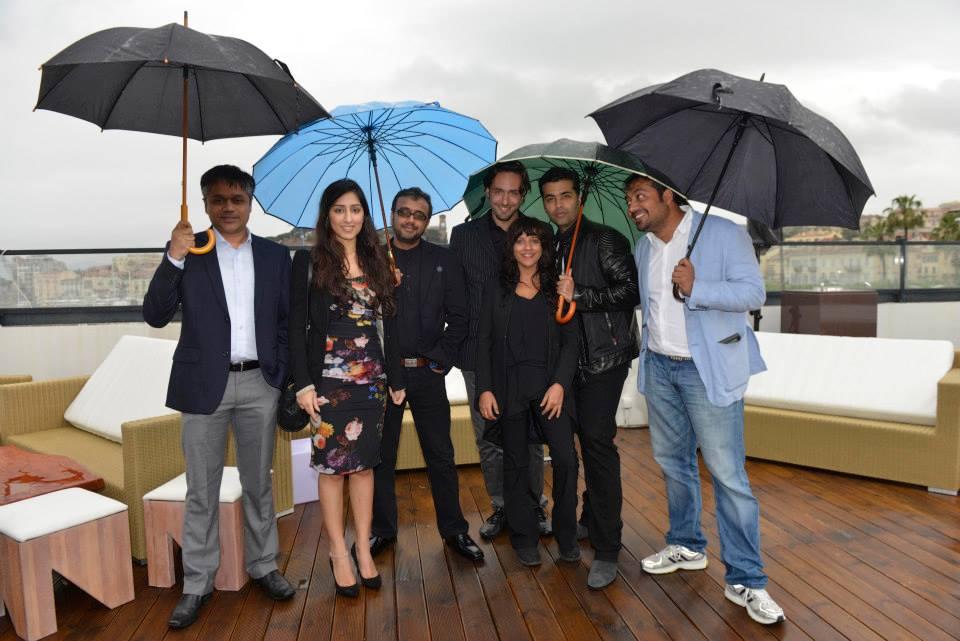 Dibakar Banerjee, Zoya Akhtar, Karan Johar, Anurag Kashyap  Courtesy: Bombay Talkies