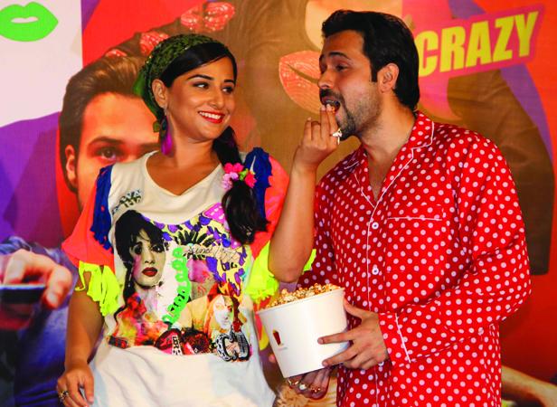 Vidya Balan, Emraan Hashmi