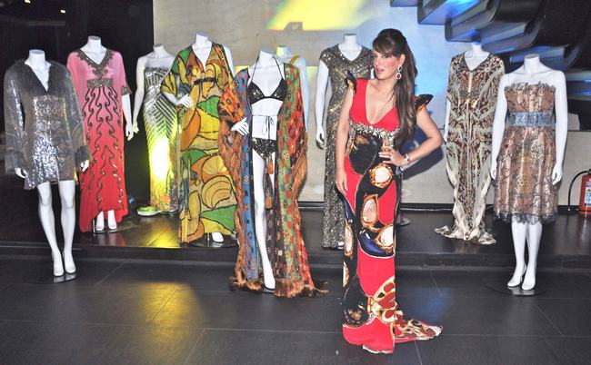 Designer Pria Kataria Puri celebrated her 16 years in fashion industry by hosting a bash at F Lounge.Diner.Bar in Mumbai.