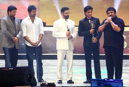 SRK, Kamal Haasan