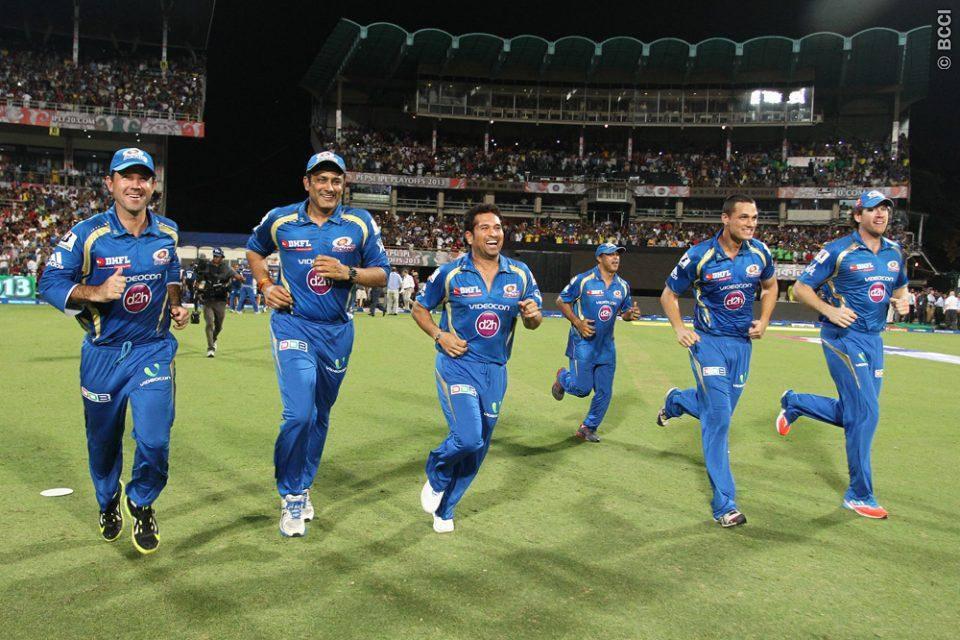 Anil Kumble, Ricky Ponting, Sachin Tendulkar