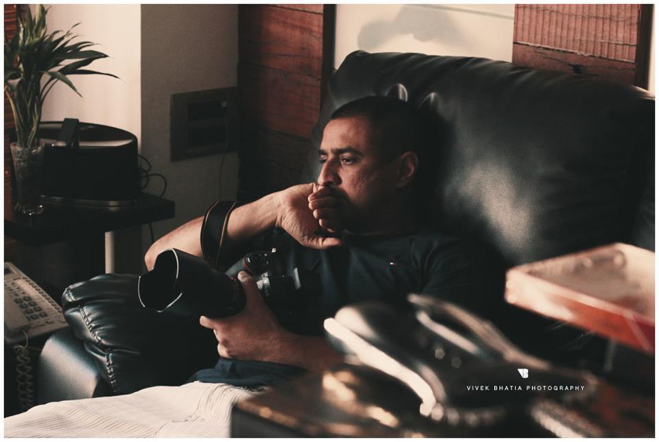 Photographer Abhay Singh