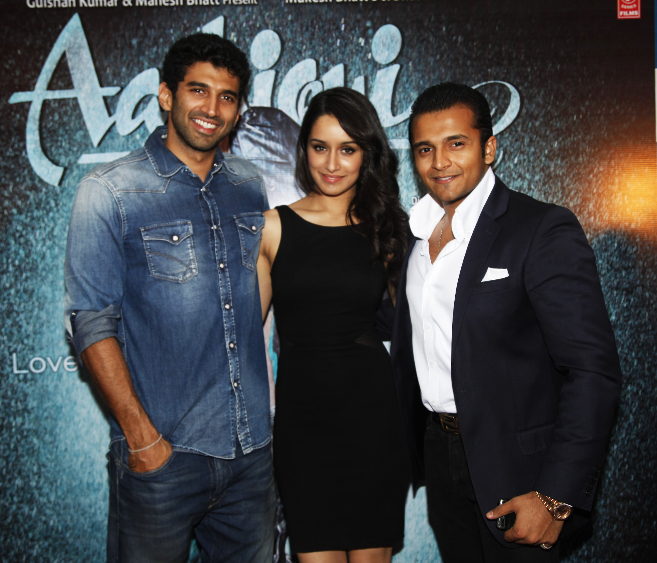 Aashiqui 2 Success Party