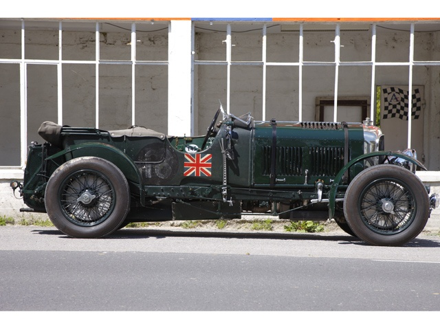 Bentley Blower for 2013 Mille Miglia