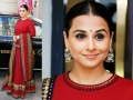 Vidya Balan Arrives In Cannes