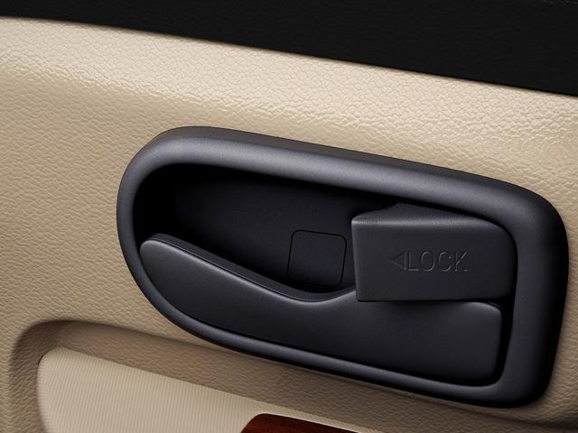 Door opening lever