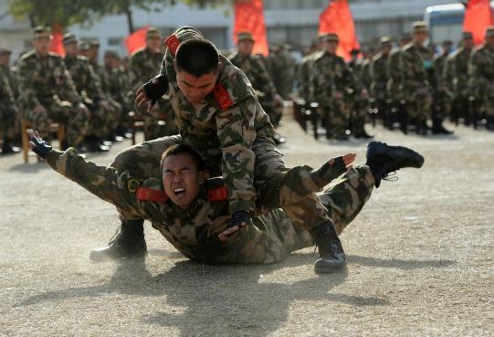 chinas military might indiatimescom