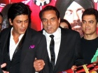 Dharmendra, Shahrukh Khan, Aamir Khan