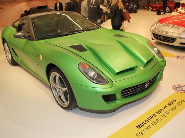Ferrari 599 HY KERS Mulotipo