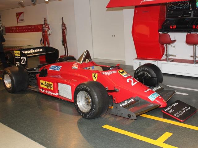 Ferrari F1 156-85
