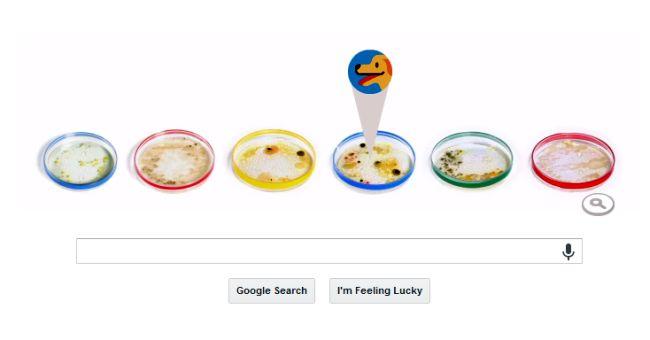 Google Doodle Petri