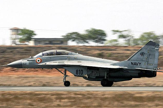 How MiG-29K fighter planes will enhance Indian Navy's striking power