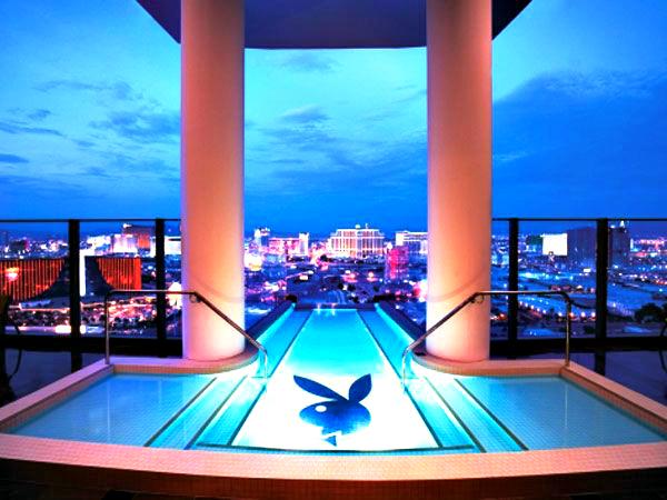Hugh Hefner Sky Villa, Palms Resort, Las Vegas