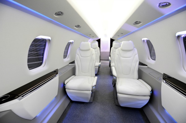Different configurations of interior