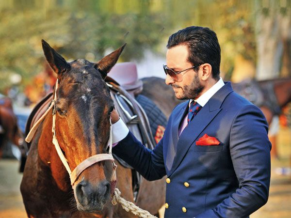 Perhaps the only thriving royal in Bollywood, the 10th Nawab of Pataudi sure knows how to live it up in style.