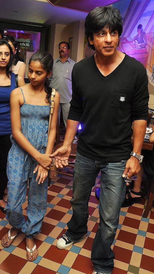 Shah Rukh Khan, Suhana