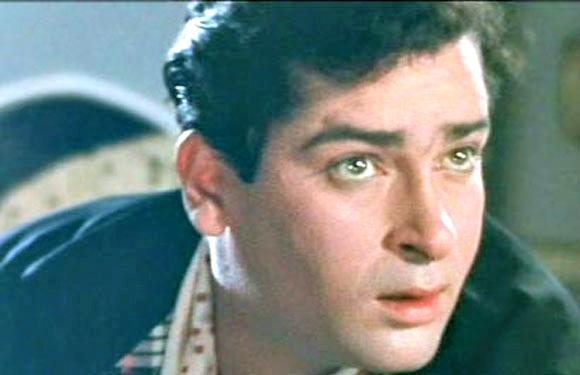Shammi Kapoor's Ducktail hairdo